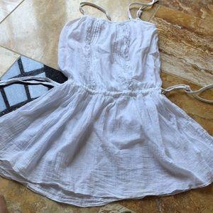 Dresses & Skirts - Cotton blend gauze/adjustable straps and waistband